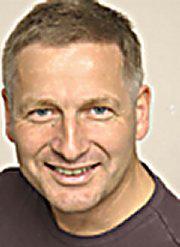 Ordfører i Drammen, Tore Opdal Hansen.