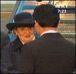 President Bill Clintons utenriksminister Madeleine Albright besøkte Nord-Korea. Med George W. Bush i presidentstolen ble forholdet kjøligere. (Arkivfoto)