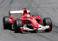 Michael Schumacher vant i Canada. (Foto: Reuters/Scanpix)