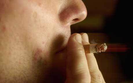 Oppfinnsomheten i restaurantbransjen for å gjøre røykerne fornøyde, er stor.