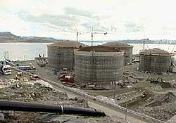 Melkøya er den store gass-satsingen i Finnmark, men ekspertisen kommer sørfra.