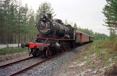 Numedalsbanen. Foto: Scanpix
