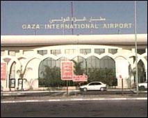Gaza internasjonale flyplass (foto: EBU)