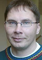 Sametingspolitikeren Janos Trosten ønsker å selge bryllupet sitt til samiske medier. Foto: Knut-Sverre Horn