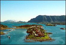 Ligger godt an: Brønnøysund kan kapre en finaleplass