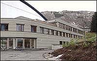 Vestlandsforsking i Sogndal Arkivfoto Arild Nybø