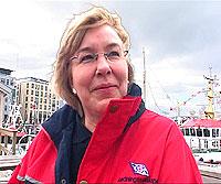 Generalsekretær i Redningsselskapet, Monica Kristensen Solås