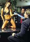 Flertallet i kommunestyret i Larvik vil ikke gi strippeklubben skjenkebevilling.