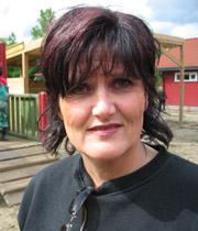 Avdelingsleder Anne Karin Tveter. Foto: NRK.