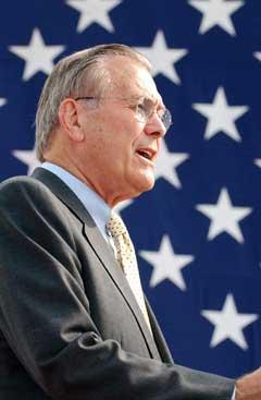Donald Rumsfeld (Foto: Scanpix / Reuters)