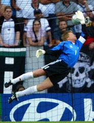Kahn spilte bra for Tyskland i EM. (Foto: AP/Scanpix)
