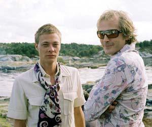 """Kristoffer Joner følger i Morten Abels fotspor og kaster seg på pop-bølgen med singelen """"24 timer i døgnet"""" fra filmen """"Alt for Egil"""". (Foto: Motlys)"""