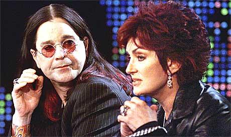 Ozzy er sliten nå, sier kona Sharon. Foto: Rose M. Prouser, AFP.
