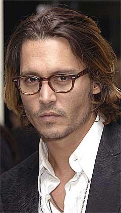 Johnny Depp skal spille Ozzy i filmen om Black Sabbath-stjernens liv. Foto: Myung Jung Kim, AP.