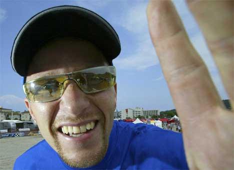 <b>Gir alt for nytt gull:</b> Mer testing og sterkere bil er oppskriften når Petter Solberg skal sikre sammenlagt seieren også i årets VM (Foto:Håkon Mosvold Larsen / SCANPIX)