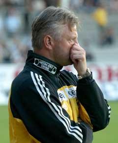 Arne Erlandsen er vant til å vinne i Bergen. (Foto: Morten Holm / SCANPIX)