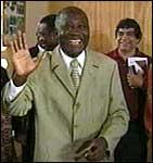 Laurent Gbagbo (Foto: Aptn).
