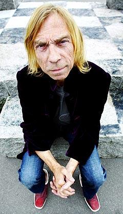 Jahn Teigen føler at saken i VG om hans meninger om det nye rockemuseet i Trondheim er overdrevet. Foto: Anders Knudsen, Scanpix.
