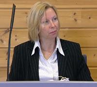 Opplysningsvesenets Fonds prosessfullmektig, advokat Renate Bjørnstad vil ikke uttale seg før etter dommen.