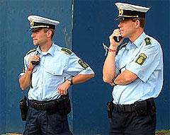 Politiet i Roskilde kan i år slå hardere ned på narkotikamisbruk enn tidligere. Foto: Jørn Gjersøe, nrk.no/musikk.