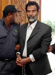 Saddam Hussein (Foto: Scanpix / Reuters)