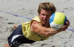 Bjørn Maaseide har spilt sin siste kamp på norsk sand. (Foto: Alf Ove Hansen / SCANPIX)