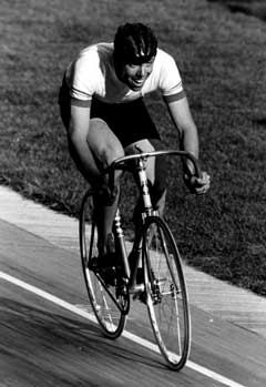 Knut Knudsen tok OL-gull München i 1972. (Foto: Jan Greve)