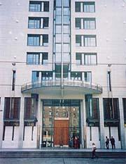 Mannen tapte først søksmålet i tingretten, og anket så saken inn for lagmannsretten. Ankesaken kom opp i Borgarting lagmannsrett i april 2005.