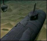 De russiske dykkerne blir senket ned i en dykkerklokke og tar seg inn i ubåten gjennom et hull i skroget (Grafikk: NRK).