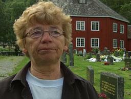 Kirkeverge i Rauma, Solveig Brude. Tor Sivertstøl.