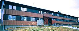 Tomme forlegninger i Skarsteindalen leir. Foto: Forsvaret.