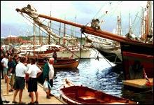 Risør i støtet: Trebåtfestivalens hjemby er i tetsjiktet