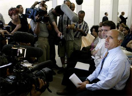 Mordechai Vanunu fikk ikke støtte i Israels høyesterett i dag. (Arkivfoto: AFP/Scanpix)
