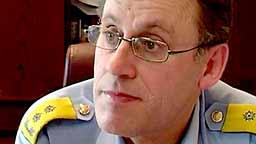 Distrikter kan bli tømt for erfarne politifolk, frykter politimester Arild Aaserød.