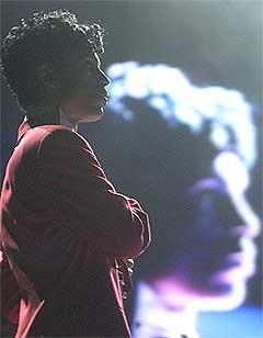 Prince er medlem av Jehovas Vitner. Foto: Scanpix.