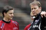 Hareide vil gjerne ha med Solskjær mot Italia.