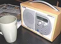 Framtidas radio: DAB-teknologien er i full fremarsj. Foto: Arkiv.