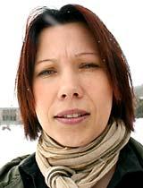 Anna Anita Hivand opplevde homohetsen såpass sterk at hun i vinter flyttet fra Finnmark. (Foto: Inger Elin Utsi)