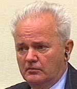Milosevic har problemer med blodtrykket.