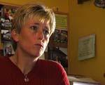 Daglig leder Mary-Ann Oshaug håper at en landsdekkende krisetelefon blir lagt til Incestsenteret i Vestfold.