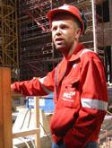 - Vi får ikke tak i fagfolk, sier formann i CNC Construction, Jarle Hulleberg.
