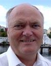 Havnefogd Birger Flem. Foto: Pål Bakke, NRK