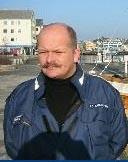 Jan Olav Bjerkestrand, hamnefogd i Kristiansund.