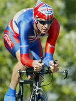 David Millar. Foto: AP Photo/Frank Gunn