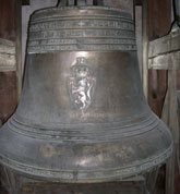 Slottet fikk Liberty Bell i gave i 1909.