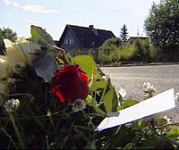 17-åringen døydde av hovudskadar etter ulykka. (Foto: NRK MidtNytt)