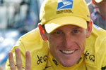 Lance Armstrong. Foto: AP Photo/Pascal Rondeau.