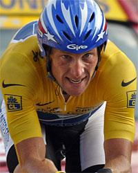 Lance Armstrong. Foto: AFP PHOTO MARTIN BUREAU.