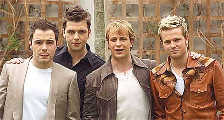 Westlife er et av tidene mest suksessrike boyband. Foto: Scanpix.