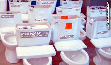 Sparer penger: Slik ser de nye flysetene ut, som altså sparer inn en arbeidsuke per flyavgang